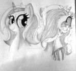 Two Halves of my Heart by Juliet-GWOLF18