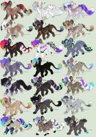 January Adopts 2015 -lowered! by Kainaa