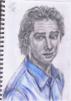 Zach Braff by ofir98
