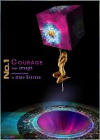 Courage by AVAdesign