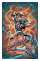 chun li color by JomanMercado