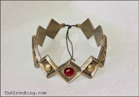 Princess Hilda's crown for cosplay by TheIronRing