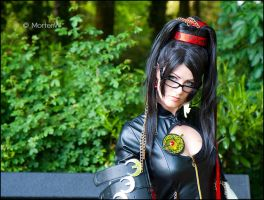 Bayonetta - Got my eyes on you by MortenW