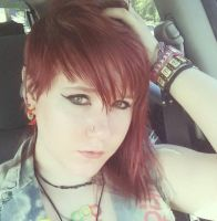 New Hair by Lily-Lithium