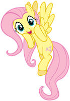 Fluttershy - We did it by Stabzor