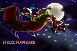 Happy Christmas by Galo27