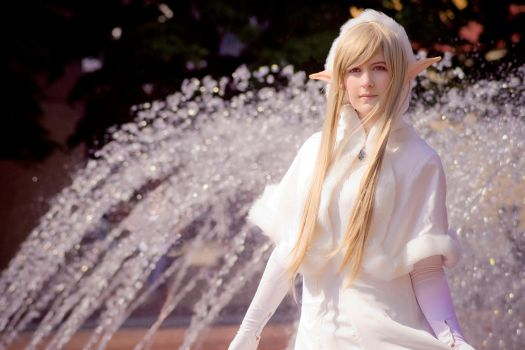 the white queen : lodoss by hailo