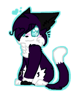 .:PC-Midnight Pixel Page Friend:. by snickIett