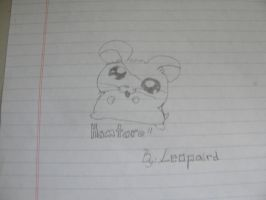 Hamtaro by animelover70789