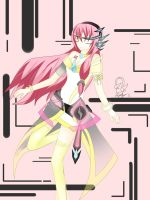 CV03 Append : Luka Megurine by Z3phyr0s
