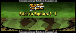 AT4W: Battle for Bludhaven 5 + 6 by MTC-Studios