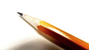 Just A Pencil(: by DJmaddison00