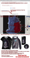 Sergal head base Downloading and using PATREON by Sidgi