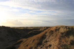Formby - Dunes 3 by Tasastock