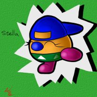 My Paper Mario Partners #1: Stella by Waver92