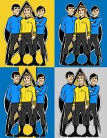 star trek choices by AlanSchell