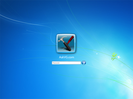 Win 7 Login Screen for Vista by Vishal-Gupta