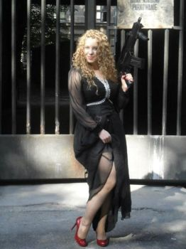 Hell in high heels (River Song Cosplay V) by Japonka606