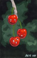 Cherries by laerry