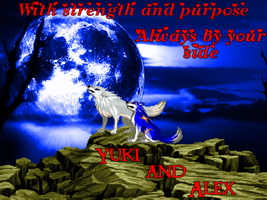 With strenght and purpose by Wolf-FX-Alex-Balto