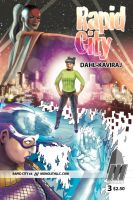 Rapid City 3 Cover by kaviart