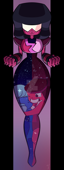Garnet,-ruby-and-saphire by feh-rodrigues
