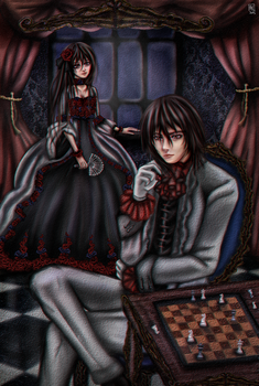 Vampire Knight by vanikachan