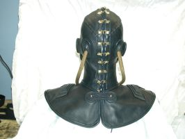 Gunny back view by GriffinLeather