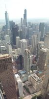 High View of Chicago by DreamOfYou