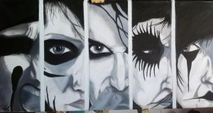 Black Veil Brides by xGothicLullabyx