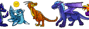 Pixel Chain Request by Garchompdra
