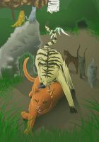 WARRIOR CATS: Welcome to ThunderClan by DarkmoonX-1Yb