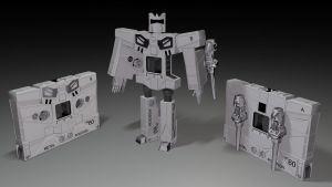 Transformers - Blank by 100SeedlessPenguins