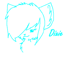 Dixie by FoxWolfDixxy