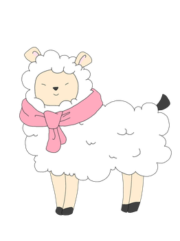 Sheep by lanagon39