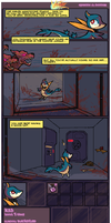 VFQuest 019: Bloodwork by sulfurbunny