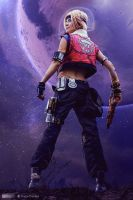 Borderlands The Presequel: Junk Dealer by KayomiPL