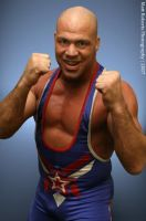 Kurt Angle by UltimateGris