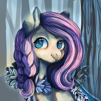 Queen of forest by Temary03