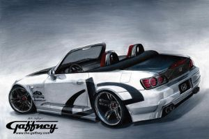 Colored Pencil devArt s2000 by theGaffney