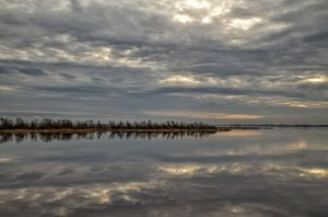 Lauwersmeer by BloodStainedKid