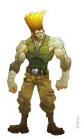 guile en las ultimas by aletsander