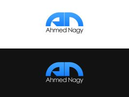Ahmed Nagy Official Logo by XtrDesign