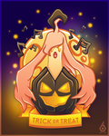 Trick or Treat by AciidMonster