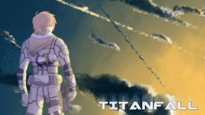 Titanfall Pilot Wallpaper by russo9999