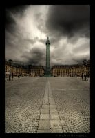 Place Vendome by colpewole