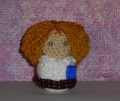 River Song Amigurumi by Craftigurumi