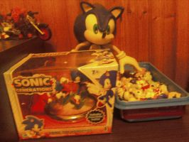 My Sonic figure collection 2012 1 by SirCalistine