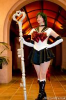 SAC11 - Sailor Pluto by BlizzardTerrak