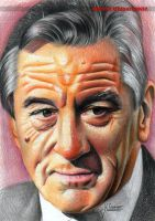 Robert De Niro by Spomo-U